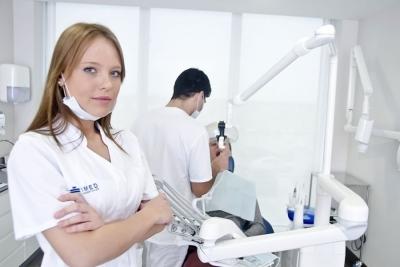 la visita al dentista