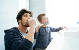 consejos de higiene dental en niños