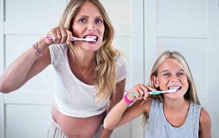 embarazadas salud oral