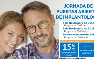 Jornada Puertas Abiertas Implantología