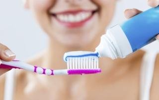 cuándo cambiar la pasta de dientes